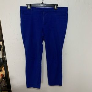 BR Blue Sloan pant